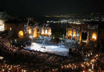 """Festival di Taormina, Laudadio rinuncia all'organizzazione: """"Non ci sono le condizioni"""""""