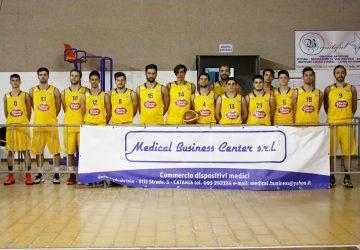 Basket Giarre: oggi, semifinale play-off contro Birrificio Messina
