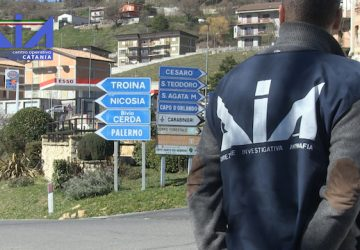 Mafia dei Nebrodi: sequestro di beni a Pruiti, boss dei Santapaola VIDEO