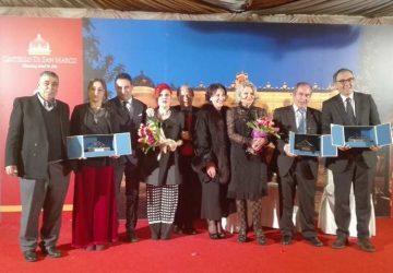"""Calatabiano: successo per la prima edizione del """"Premio internazionale Castello di San Marco"""""""