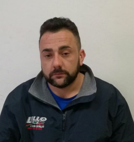 Due kg cocaina in camion, arrestato