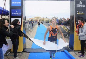 Sicily Triathlon Series: l'augustano Ennio Salerno vince a Marzamemi. La catanese Cristina Ventura si aggiudica la tappa FOTO