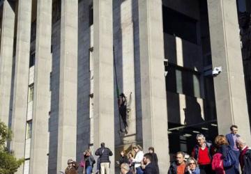 Rientrato allarme bomba in Tribunale a Catania