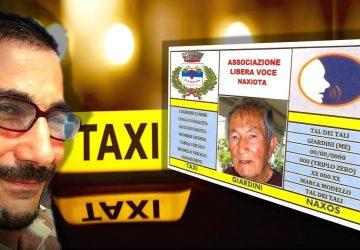 """Giardini Naxos: un tesserino di riconoscimento per """"veri"""" tassisti"""