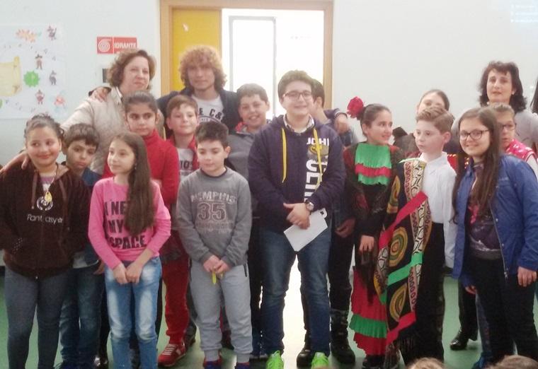 Giarre, un ponte di amicizia con il Messico per gli alunni del II Istituto Comprensivo