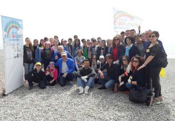 Litorale di San Marco a Calatabiano: successo per la giornata ecologica