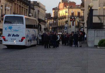 """Ospedale di Giarre: due autobus di cittadini diretti a Palermo per contestare la """"chiusura"""" del Sant'Isidoro"""