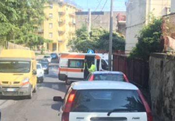 Giarre, fuga di gas in un alloggio di Corso delle Province