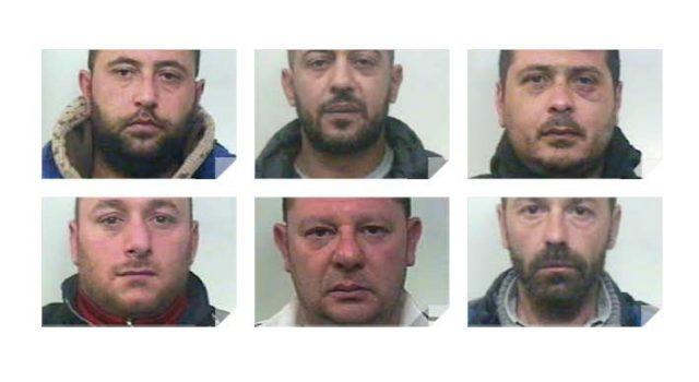 Mafia a Biancavilla, operazione Reset: sei arresti. Colpito il clan Mazzaglia FOTO VIDEO