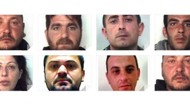 Operazione Ciclope 2, nove arresti a Catania