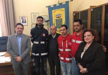 Mascali: affidato alla Croce Rossa un bene confiscato alla mafia