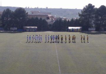 Calcio: il Giarre pareggia 1-1 a Torregrotta e chiude la stagione al settimo posto