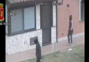 Acireale, furti seriali in ville: arrestati cinque catanesi I NOMI FOTO VIDEO