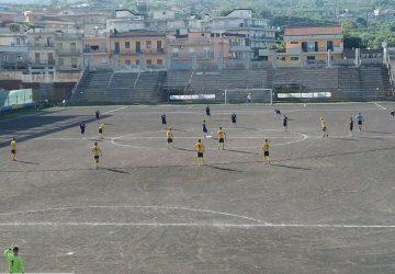 Giarre Calcio: 1-1 con lo Sporting Taormina, ricordando Nello Azzarelli