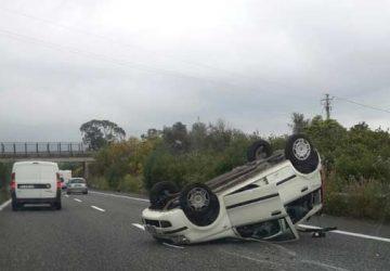 Autostrada A18: incidente tra gli svincoli di Acireale e Giarre