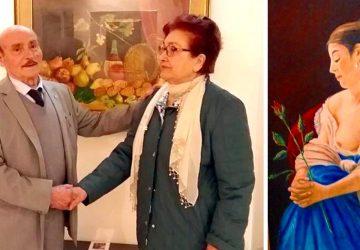 La Toscana festeggia i sessant'anni di pittura del maestro siciliano Antonio Sgarlata