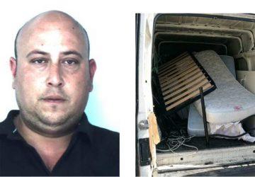Acireale, depreda azienda agricola: arrestato 38enne
