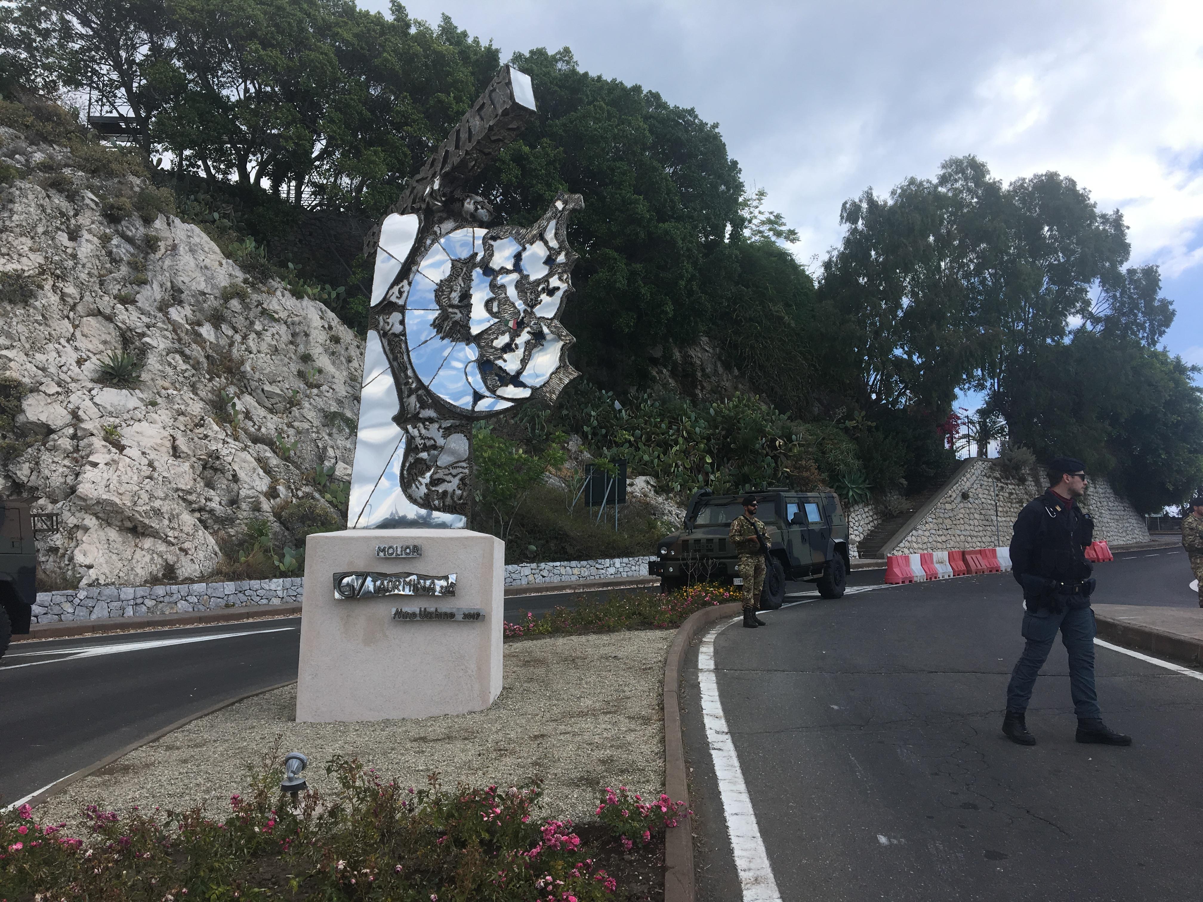 Taormina, ecco il G7