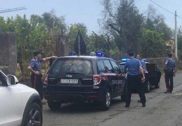 Giarre, carabinieri sventano furto di limoni in un terreno di via Ungaretti: due arresti VIDEO