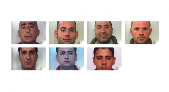 Arrestate 11 persone accusate di traffico e spaccio di sostanze stupefacenti