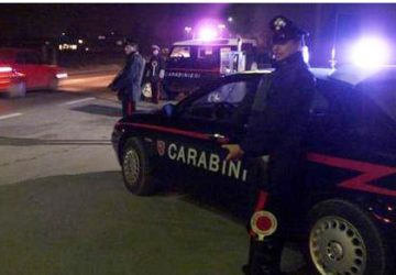 Fiumefreddo di Sicilia, arrestati due giovani spacciatori in trasferta