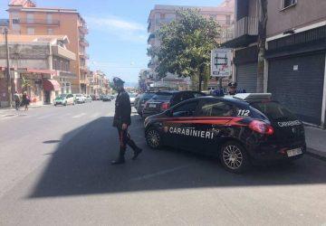 Giarre, controlli dei carabinieri: denunciati in quattro