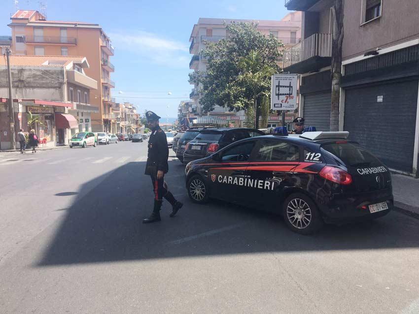 Arrestato dai Carabinieri un teresino per spaccio di sostanze stupefacenti
