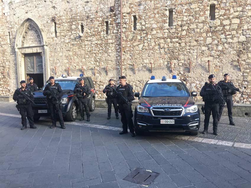 """Paternò, fermato il """"maestro"""" delle evasioni. Beccato a Taormina"""