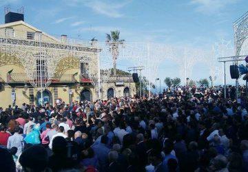 Sant'Alfio: quasi 4.000 persone per i tre Santi