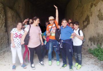 Giarre, gli alunni del II Istituto Comprensivo alla scoperta del fiume Anapo
