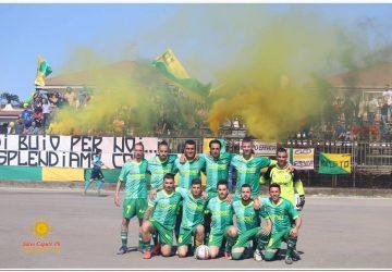 Calcio: il redivivo Riposto conquista la Seconda categoria