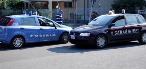 Giarre, aggredisce Carabinieri e Poliziotti: fermato un uomo
