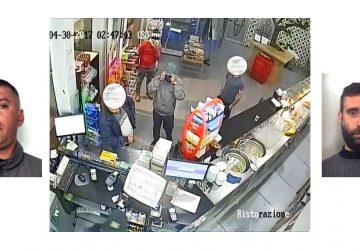 """Assalto al distributore """"Eni"""" sull'asse dei servizi: catturati i rapinatori"""