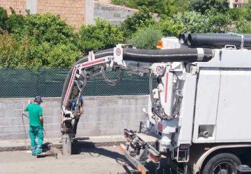 Mascali: pulite le caditoie comunali