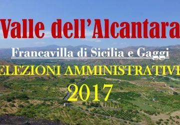 """Elezioni Amministrative 2017 a Francavilla di Sicilia: l'""""outsider"""" Pulizzi in vantaggio sul sindaco uscente Monea"""