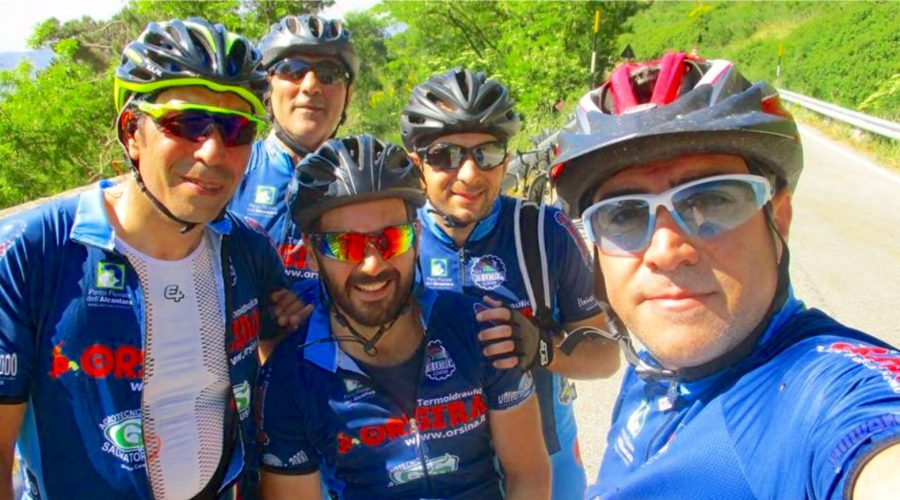 Francavilla: cronoscalata in mountain-bike tra il torrente Zavianni e Sella Mandrazzi