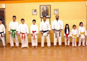 A Francavilla di Sicilia otto nuove promesse del Karate Shotokan