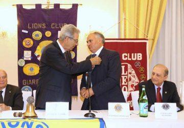 Antonino Anastasi nuovo presidente Lions Giarre-Riposto