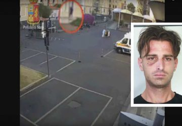 Catania: da una finestra entra in casa di una donna, la violenta e la deruba. Arrestato 28enne VIDEO