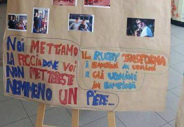 Catania: attraverso il rugby, rispetto delle regole e dell'avversario