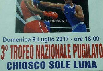 """Pugilato, al """"III Trofeo Nazionale Chiosco Sole Luna"""" anche il giarrese Luca Ferrini"""