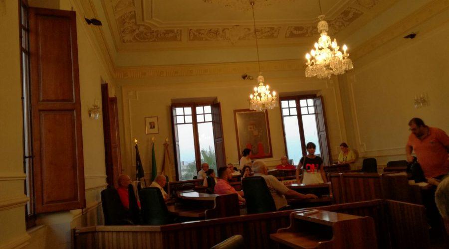 Consiglio comunale, Ferrario cede il posto al giovane Corio
