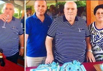 """Giardini Naxos: i primi settant'anni """"ruggenti"""" di Peppino Russo"""