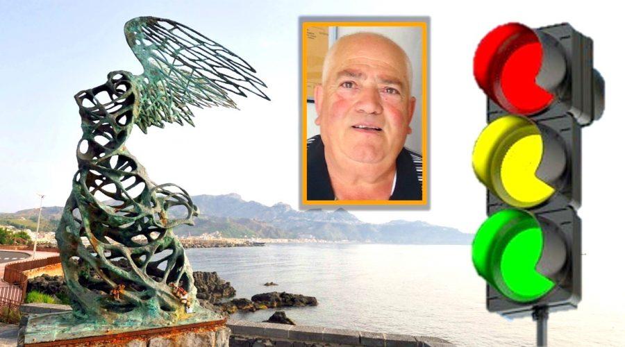 Giardini Naxos. Giuseppe Russo: «Tre incroci pericolosi che necessitano di semafori»