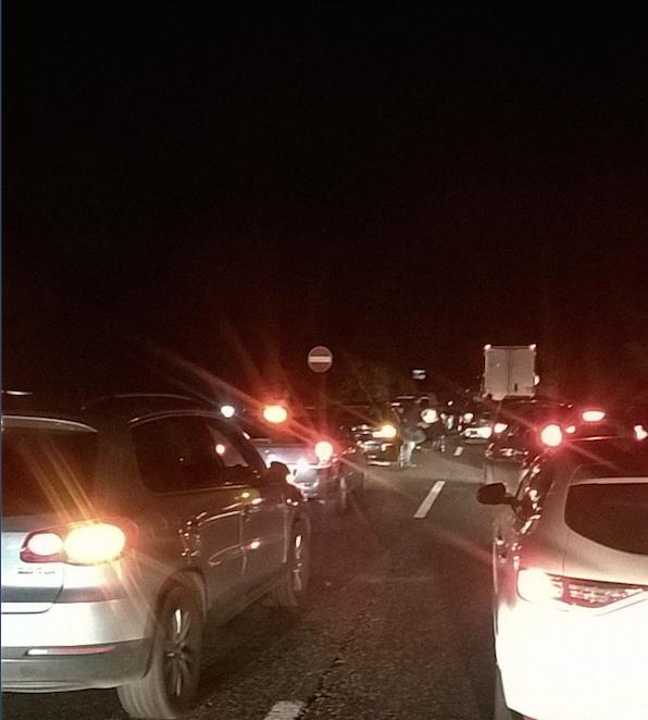 A18, nuovo incidente tra Acireale e Giarre: lunghe file in direzione Messina
