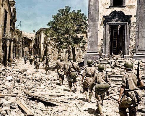 Randazzo: quell'estate 1943. Il dovere della memoria storica, per non dimenticare VIDEO