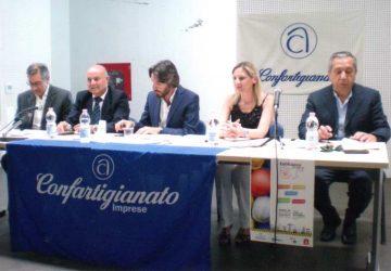 I vertici di Edilcassa Sicilia e Confartigianato imprese hanno festeggiato ad Acireale i primi venti anni di Edilcassa