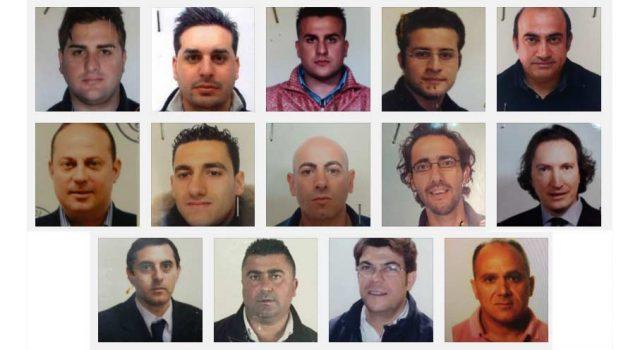 """Le mani di """"Cosa nostra"""" su Messina: arrestati in trenta appartenenti al clan Santapaola NOMI FOTO VIDEO"""