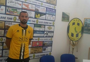 Calcio: il Giarre ingaggia il difensore centrale Roberto Miano