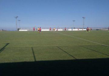 Giarre Calcio: finisce 7-1 per il Catania, il test amichevole